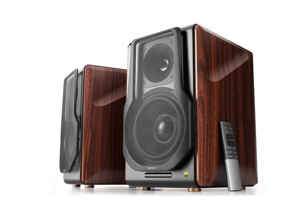 Edifier: S3000PRO Wireless Bookshelf Speakers