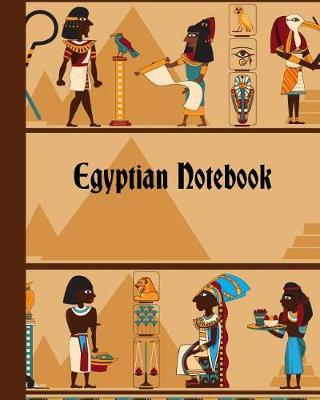Egyptian Notebook by Kiddo Teacher Prints
