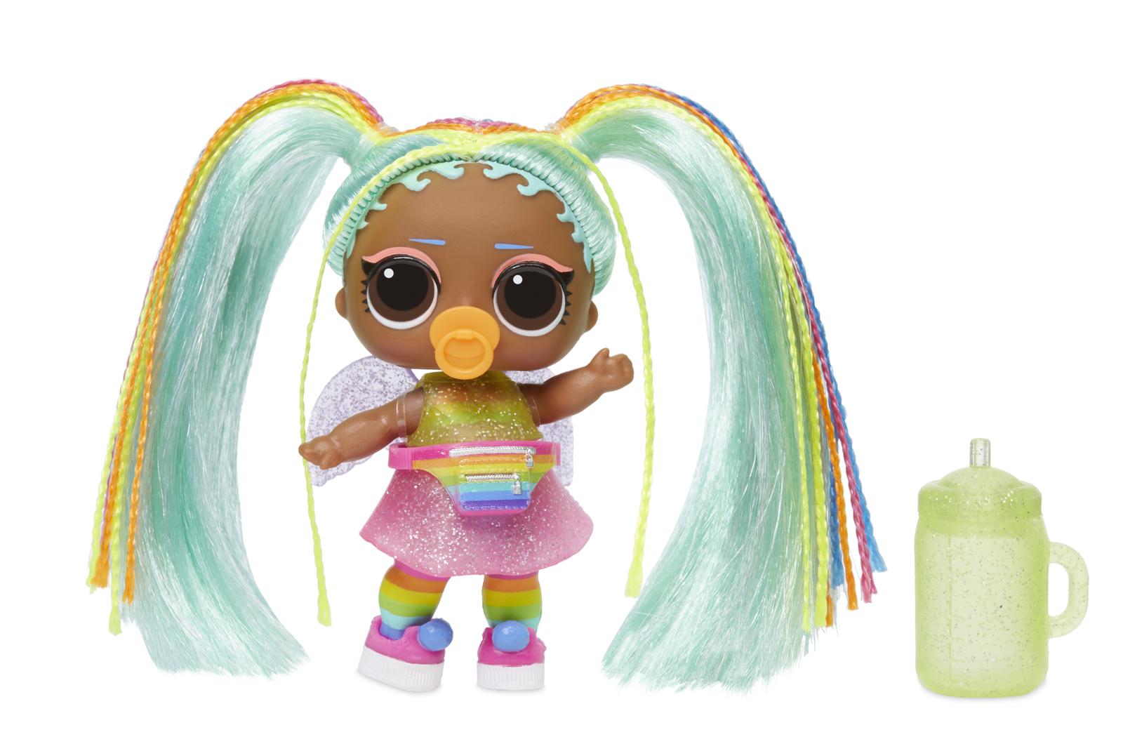 L.O.L: Surprise! Doll - Hair Goals image