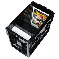 BCW: Comic Book Bin - Graded (Black)