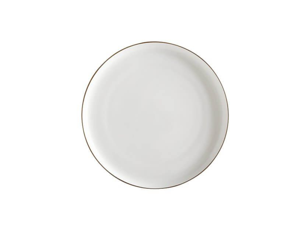 Maxwell & Williams Cashmere Luxe High Rim Plate 20cm Gold