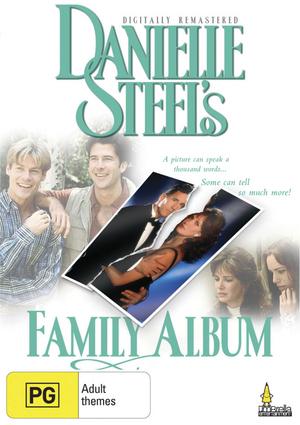 Danielle Steel's: Family Album on DVD image