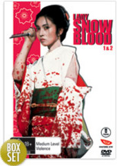Lady Snowblood - Collection on DVD