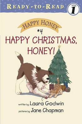 Happy Christmas Honey Happy by Godwin Laura