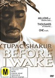 Tupac Shakur: Before I Wake DVD