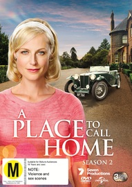A Place to Call Home - Complete Season Two on DVD