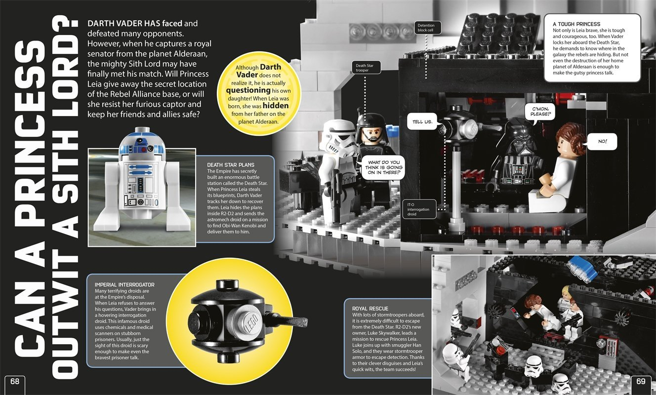 LEGO Star Wars: The Dark Side (with exclusive minifigure!) by DK image