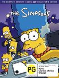 The Simpsons - Season 7 on DVD