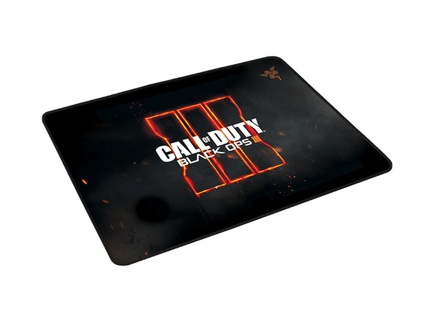 Razer Call of Duty: Black Ops III Goliathus Speed Edition Gaming Mouse Mat (Medium) for PC