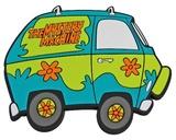 Scooby Doo - Mystery Machine Coaster