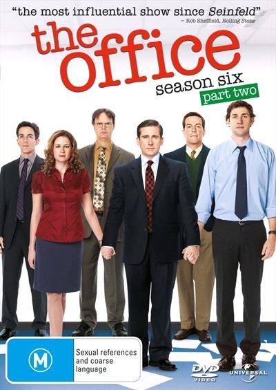 The Office (US) Season 6 Part 2 on DVD