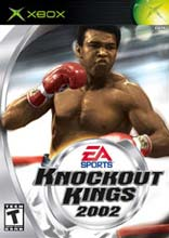 Knockout Kings 2002 for Xbox