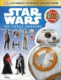 Star Wars: The Force Awakens Ultimate Sticker Collection by DK
