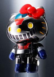Hello Kitty (Mazinger Z Ver.) - Chogokin Figure