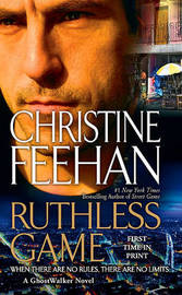Ruthless Game (GhostWalker #9) by Christine Feehan