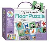 Building Blocks: My First Animals Floor Puzzle