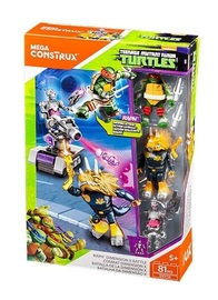 Mega Construx: TMNT - Raph Dimension X Battle Playset
