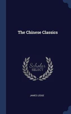 The Chinese Classics by James Legge image
