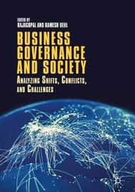 Business Governance and Society image