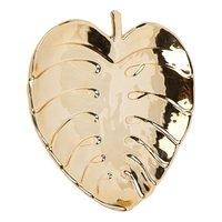 Sunnylife Nibble Tray - Monstera Leaf image