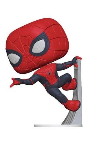 Spider-Man: FFH - Spider-Man (Upgraded Suit) Pop! Vinyl Figure image