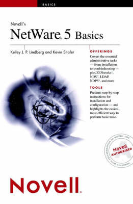 Novell's Netware 5 Basic by Kelley J.P. Lindberg image
