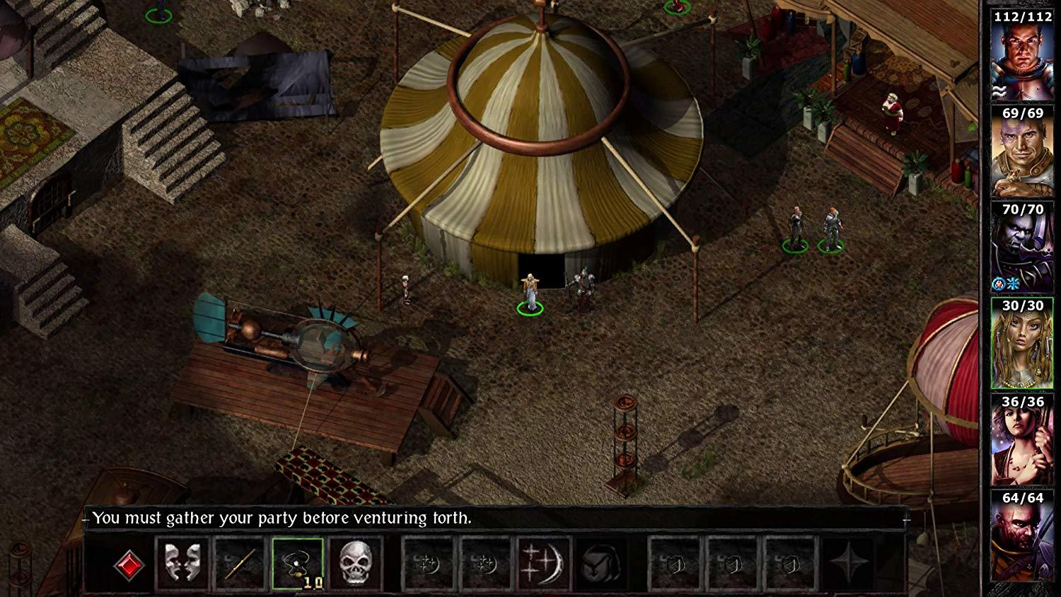 Baldur's Gate Enhanced Edition for PS4 image