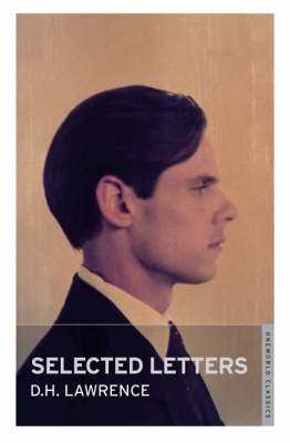 Selected Letters by D.H. Lawrence image