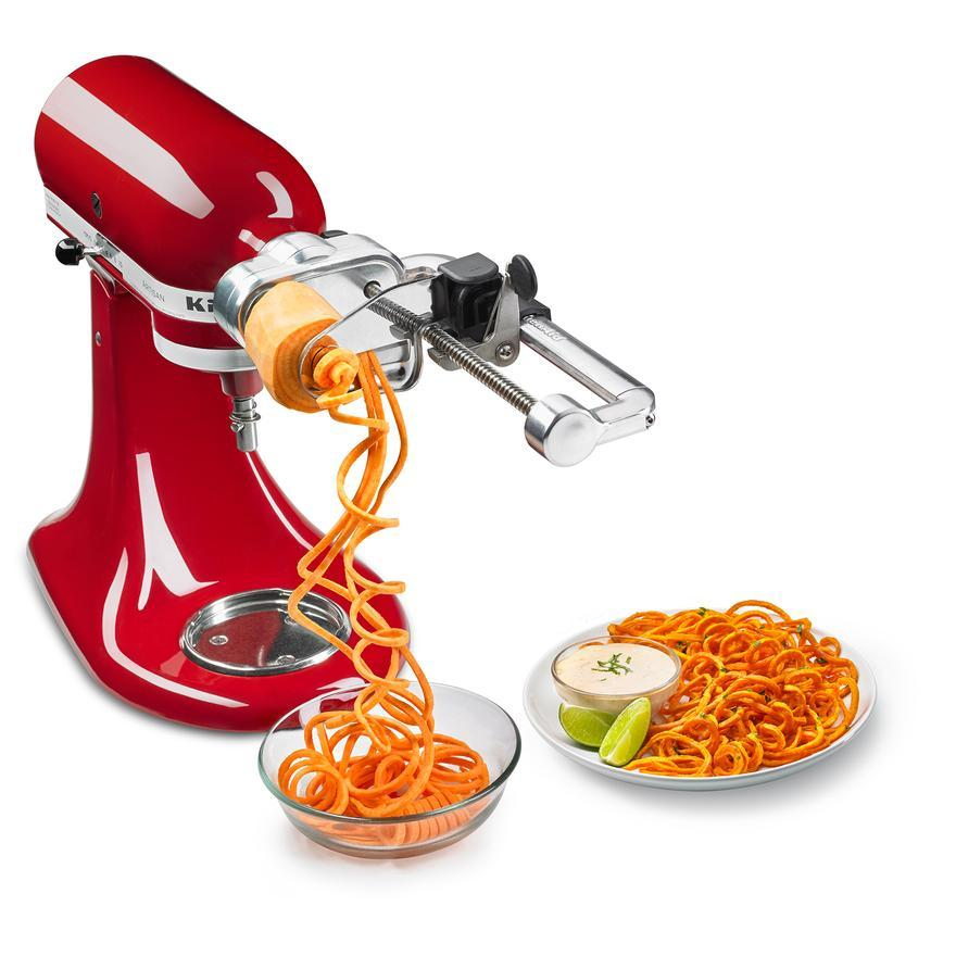 KitchenAid: 7 Blade Spiraliser Plus Attachment image