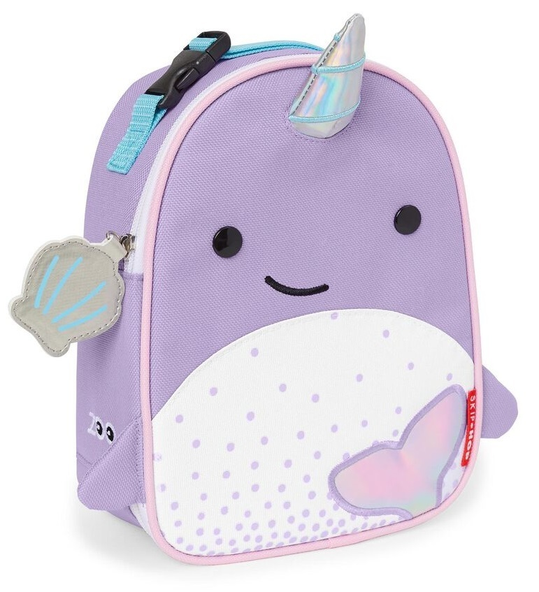 Skip Hop Zoo Lunchies - Narwhal image