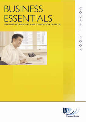 Business Essentials - Unit 2 Managing Financial Resources and Decisions: Course Book by BPP Learning Media image