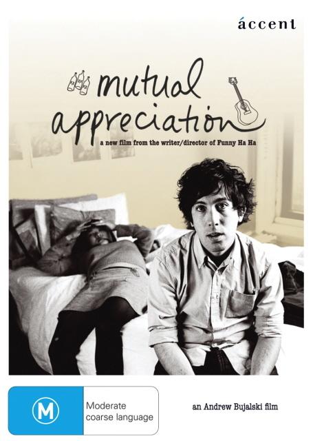 Mutual Appreciation on DVD