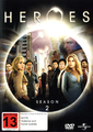 Heroes - Season 2 on DVD