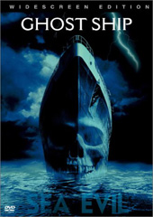 Ghost Ship on DVD