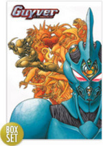 Guyver - The Bioboosted Armor: Vol. 1 & Collector's Box on DVD