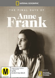 National Geographic: The Final Days of Anne Frank on DVD