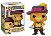 Shrek - Puss in Boots Pop! Vinyl Figure