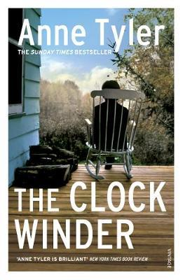 The Clock Winder by Anne Tyler image