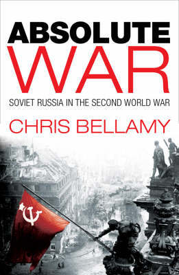 Absolute War by Chris Bellamy image