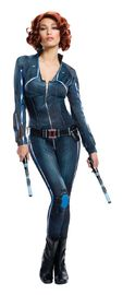Marvel: Black Widow - Secret Wishes Costume (Small)