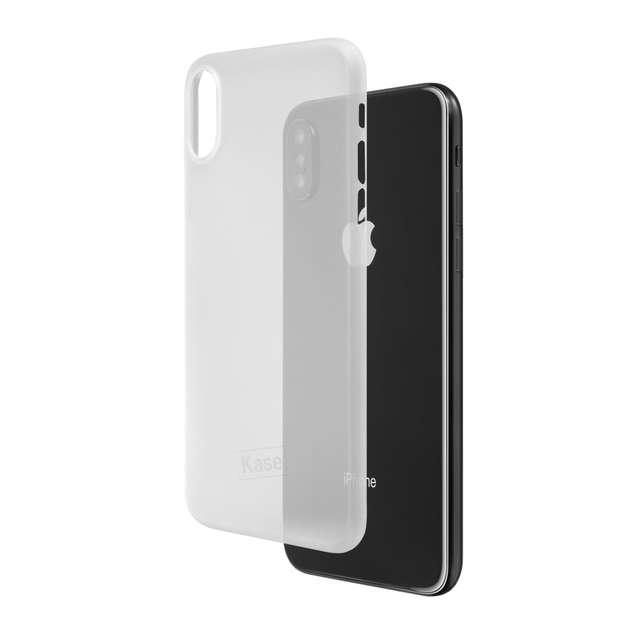 Kase Go Original iPhone X Slim Case- White Knight