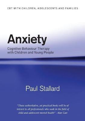 Anxiety by Paul Stallard image
