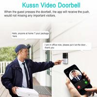 Smarthome Video Security Home Doorbell image