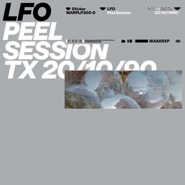 LFO: Peel Session by LFO