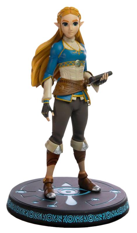 """Legend of Zelda: Breath of the Wild: Zelda - 10"""" Premium Statue"""
