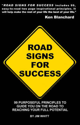 Road Signs for Success by J.Allen Whitt image