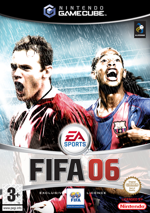 FIFA 06 for GameCube image