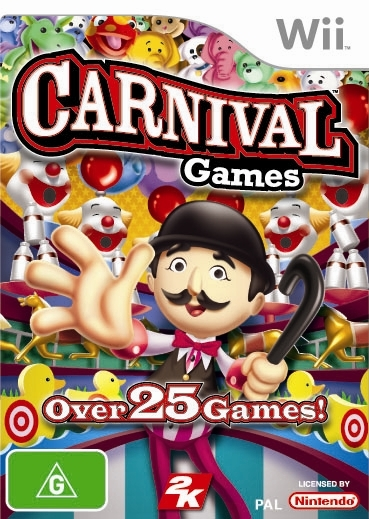Carnival for Nintendo Wii