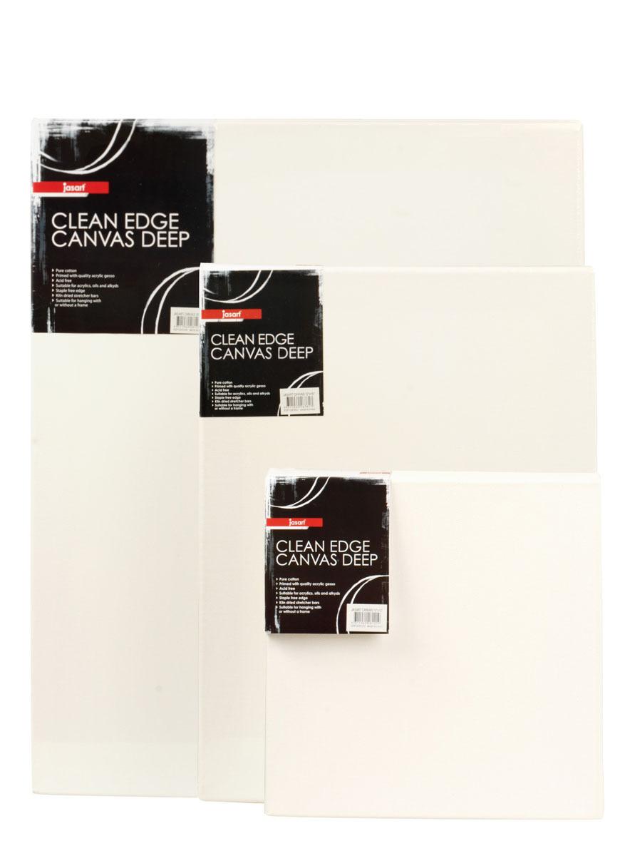 Jasart Clean Edge Canvas Deep 4x4