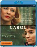 Carol on Blu-ray
